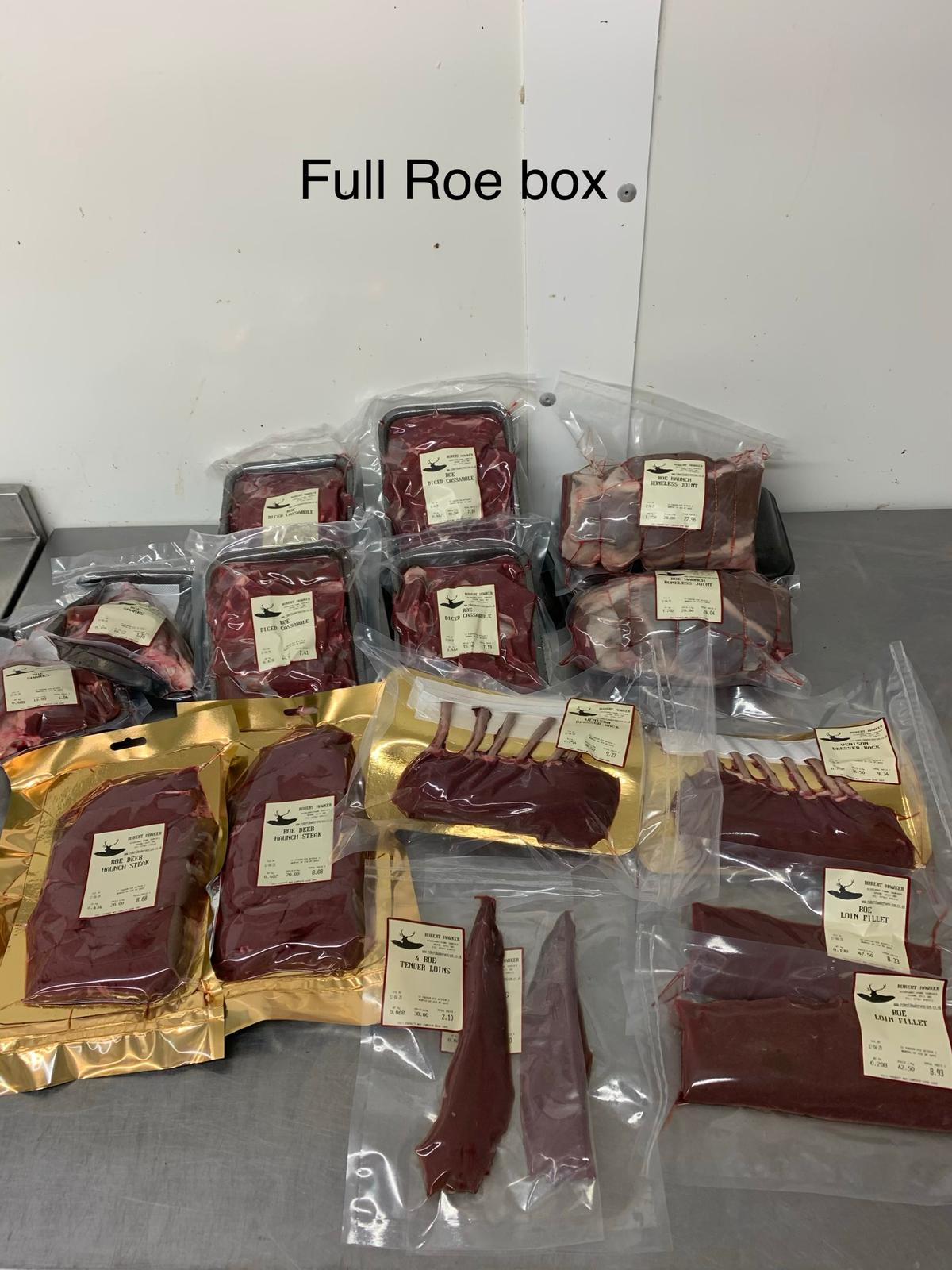 Box 4 – Full Roe